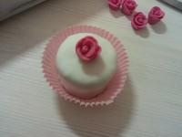 Cup Cake Rose